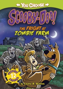 Scooby Doo: The Fright at Zombie Farm, Paperback