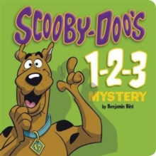 Scooby Doo's 123 Mystery, Board book