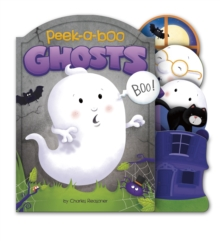 Peek-a-boo Ghosts, Board book