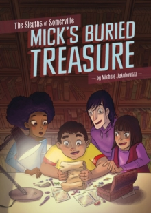 Mick's Buried Treasure, Paperback Book