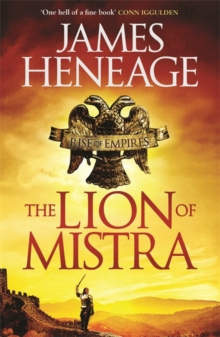 The Lion of Mistra, Hardback