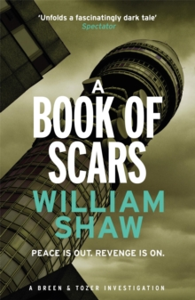 A Book of Scars, Paperback Book