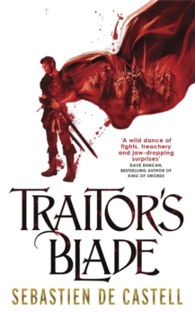 Traitor's Blade, Paperback