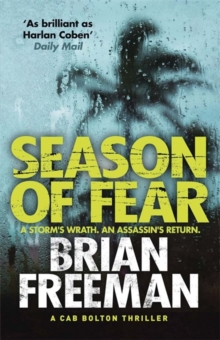 Season of Fear : A Cab Bolton Thriller, Hardback
