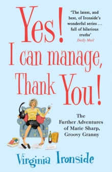 Yes! I Can Manage, Thank You! : Marie Sharp  3, Paperback