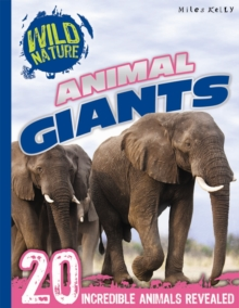 Wild Nature - Animal Giants, Paperback Book