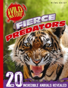 Explore Your World - Fierce Predators, Paperback Book