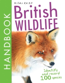British Wildlife Handbook, Paperback Book