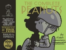 The Complete Peanuts 1997-1998 : Volume 24, Hardback