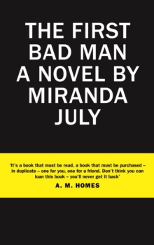 The First Bad Man, Hardback