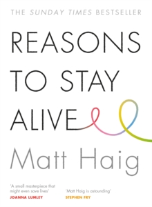 Reasons to Stay Alive, Paperback
