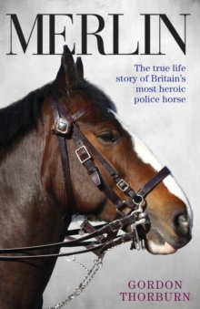 Merlin : The True Story of a Courageous Police Horse, Book