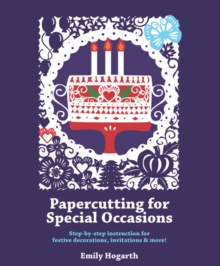 Papercutting for Special Occasions, Paperback