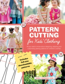 Pattern Cutting for Kids' Clothing, Paperback