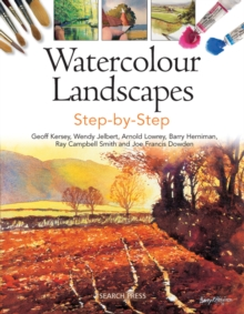 Watercolour Landscapes Step-by-Step, Paperback Book