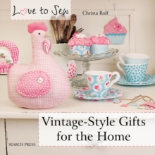 Vintage-Style Gifts for the Home, Paperback Book