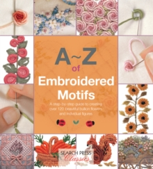 A-Z of Embroidered Motifs, Paperback