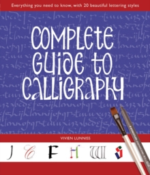 Complete Guide to Calligraphy, Paperback