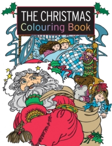 The Christmas Colouring Book, Paperback