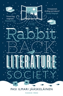 The Rabbit Back Literature Society, Paperback