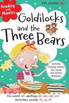 Goldilocks and the Three Bears, Hardback Book