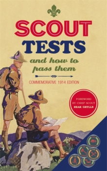 Scout Tests and How to Pass Them, Hardback