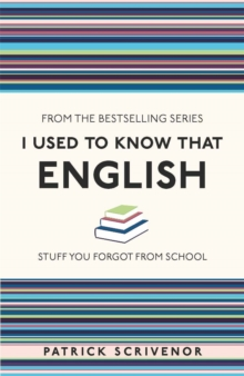 I Used to Know That : English, Paperback