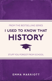 I Used to Know That : History, Paperback
