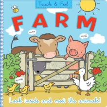 Touch and Feel Farm, Board book Book