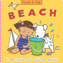 Touch and Feel Beach, Board book