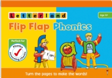 Flip Flap Phonics, Spiral bound