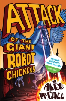 Attack of the Giant Robot Chickens, Paperback