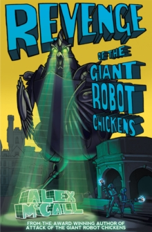 Revenge of the Giant Robot Chickens, Paperback