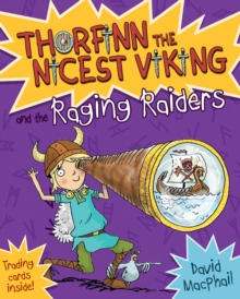 Thorfinn and the Raging Raiders, Paperback