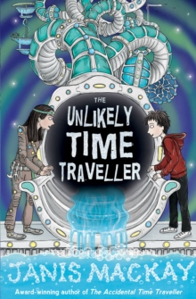 The Unlikely Time Traveller, Paperback