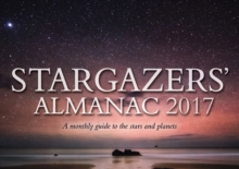 Stargazers' Almanac: A Monthly Guide to the Stars and Planets, Paperback Book