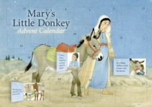 Mary's Little Donkey Advent Calendar, Calendar Book