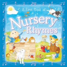 A First Book of Nursery Rhymes, Board book