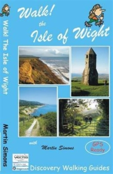 Walk! the Isle of Wight, Paperback
