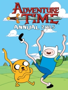 Adventure Time Annual 2015, Hardback
