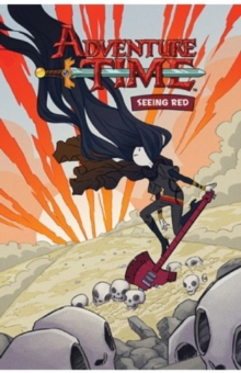 Adventure Time : Seeing Red: OGN v.3, Paperback