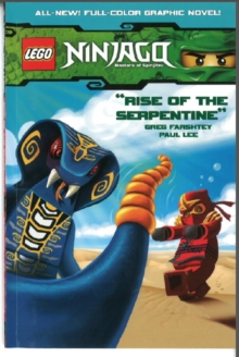 Lego Ninjago : Rise of the Serpentine Volume 3, Paperback