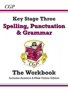 Spelling, Punctuation and Grammar for KS3 - Workbook (with Answers), Paperback