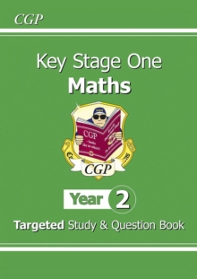KS1 Maths Targeted Study & Question Book - Year 2, Paperback Book