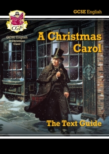 GCSE English Text Guide - A Christmas Carol, Paperback