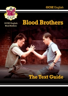GCSE English Text Guide - Blood Brothers, Paperback