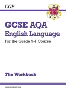 New GCSE English Language AQA Workbook - For the Grade 9-1 Course (Includes Answers), Paperback