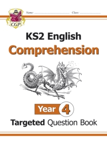 KS2 English Targeted Question Book : Comprehension  Year 4, Paperback