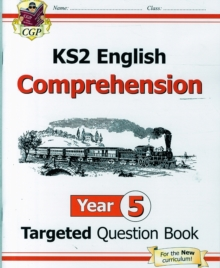 KS2 English Targeted Question Book : Comprehension  Year 5, Paperback