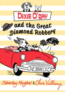 Dixie O'Day and the Great Diamond Robbery, Paperback